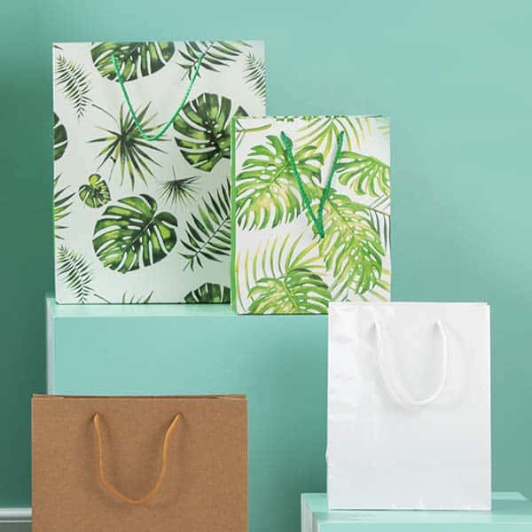 שקיות נייר למתנות ומוצרי אריזה