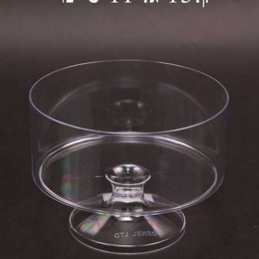 "גביע טרייפל פלסטי ק.15 ג. 11 ס""מ"