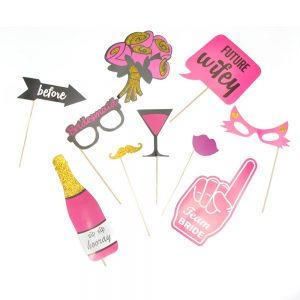 חבילת 10 סטיקים למסיבות (מסיבת רווקות)