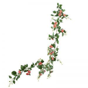"""גרלנדה ורדים א.160 ס""""מ-ורוד"""