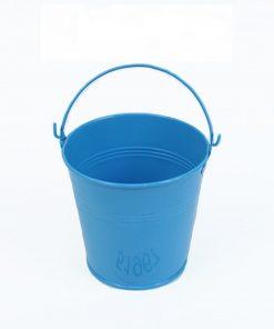 דלי פח ק.10 ג.11-כחול כהה