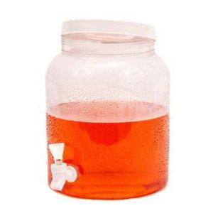 """מיכל מים+ברז ק.21.5 ג.27 ס""""מ (כ8 ליטר)"""