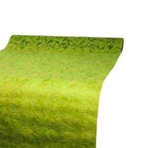 """גליל אל-בד מעוטר 53 ס""""מ/5יארד-ירוק"""