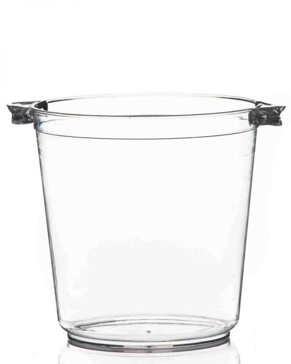"""כלי פלסטי לקרח ק.21.5 ג.22 ס""""מ"""