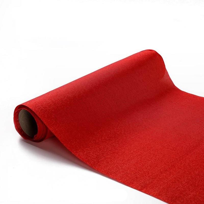 """גליל אורגנזה מיטלי 28 ס""""מ 5 יארד-אדום"""