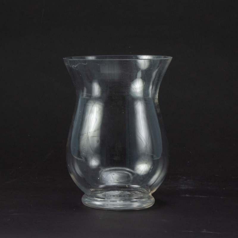 "וזה זכוכית ק.15 ס""מ ג.20 ס""מ"