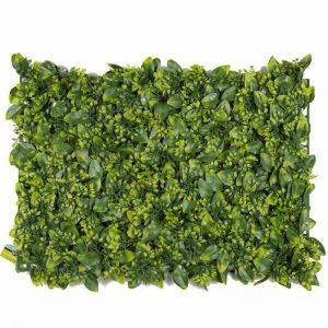 משטח לקיר ירוק