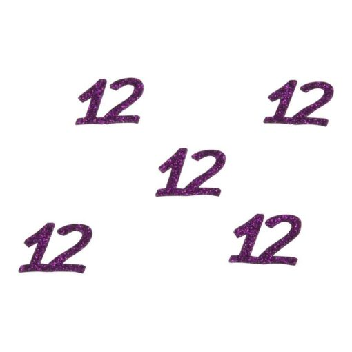 חבילת 50 יחידות סיפרה 12-סגול