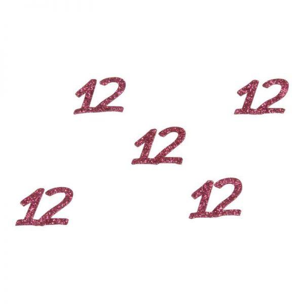 חבילת 50 יחידות סיפרה 12-ורוד