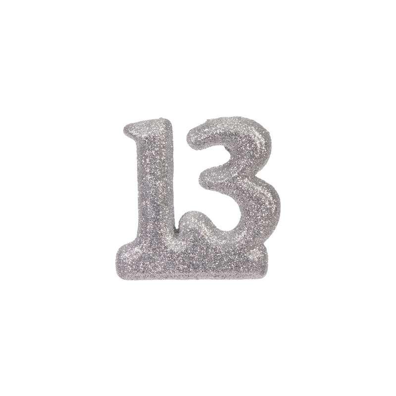 """מספר 13 קלקר-כסף 10 ס""""מ"""