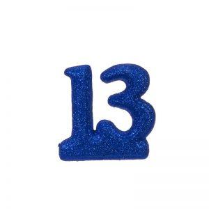 """מספר 13 קלקר-כחול 10 ס""""מ"""