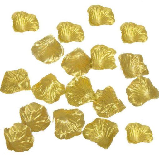 חבילת 144 עלי כותרת-זהב