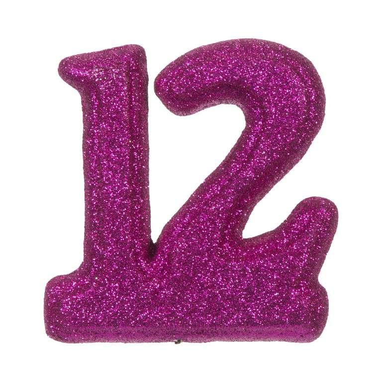 """מספר 12 קלקר-פושי'ה 30 ס""""מ"""