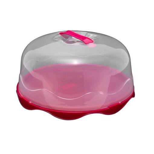 """פעמון פלסטי לעוגה ק.29 ס""""מ-פושי'ה"""