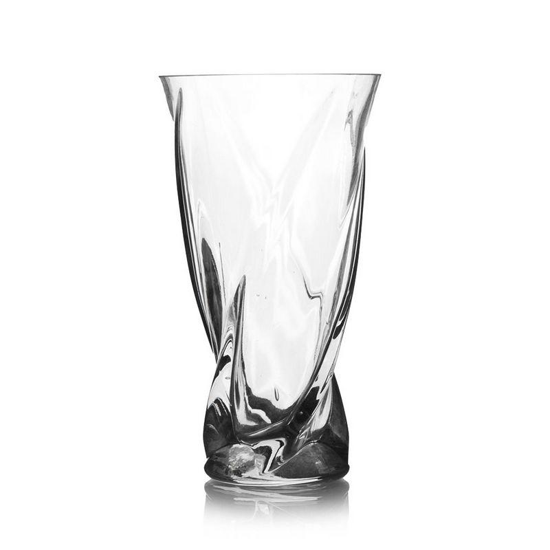"""וזה זכוכית ספירל ק.13.5 ג.25 ס""""מ"""