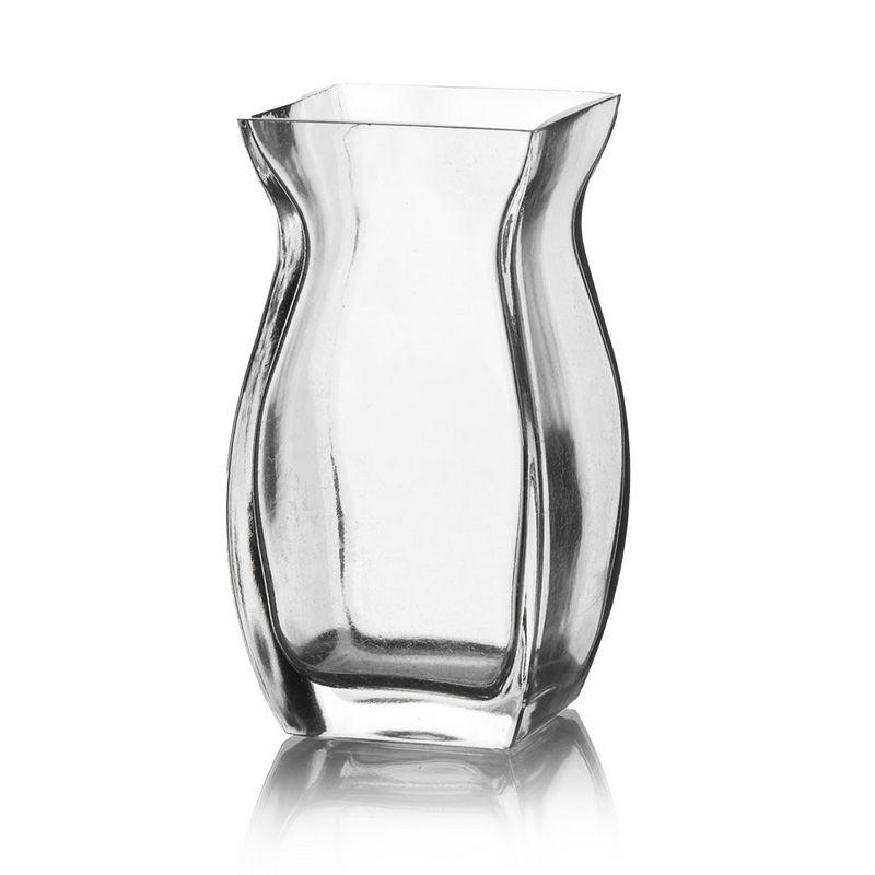 """וזה זכוכית מרובעת ר.8.5 ר.פ.7.8 ג.16 ס""""מ"""
