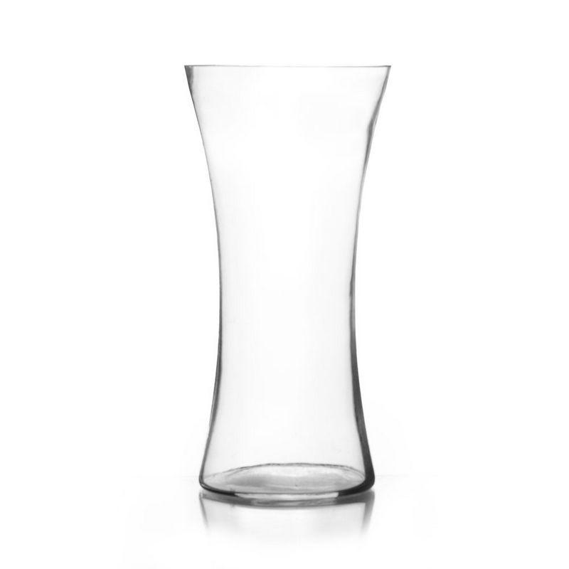 """וזה זכוכית ארובה ק.12.5 ג.25 ס""""מ"""