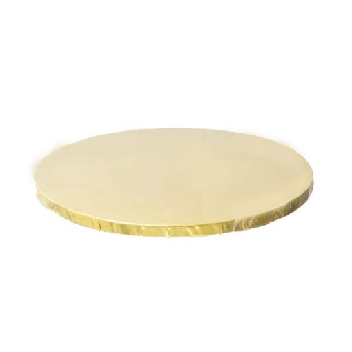 """תחתית לעוגה 12 מ""""מ- ק.25 ס""""מ-כסף"""