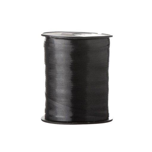 סרט קישוט 5 ממ 500Y-שחור