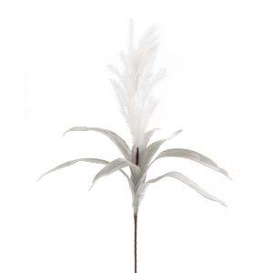 """ענף מברשות עלים ג.110 ס""""מ-ורוד"""
