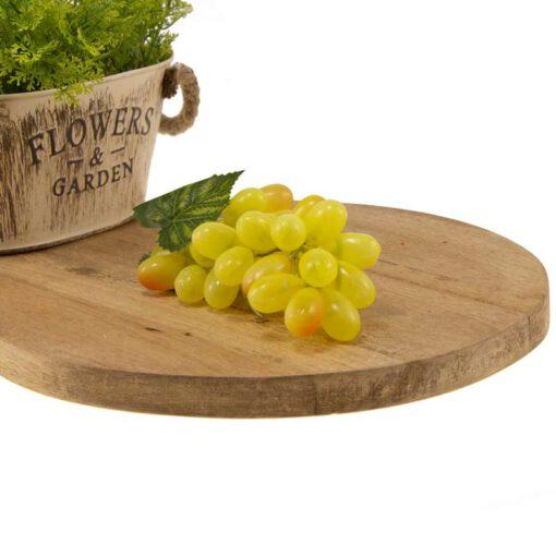 """אשכול ענבים א.17 ס""""מ-ירוק"""
