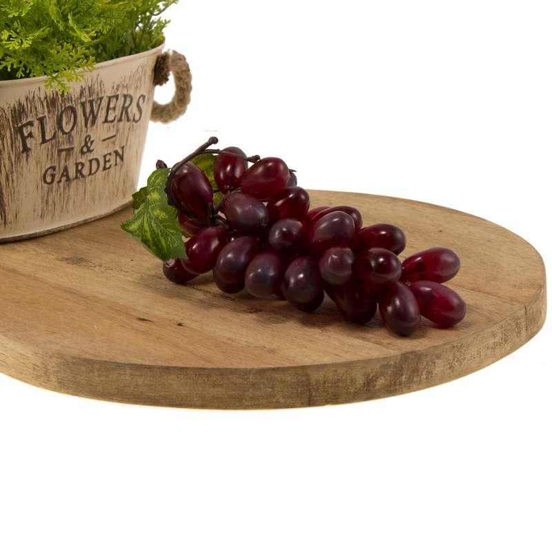"""אשכול ענבים א.17 ס""""מ-בורדו"""